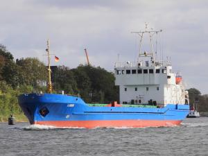 Photo of LABA ship