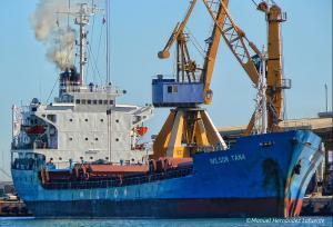 Photo of WILSON TANA ship