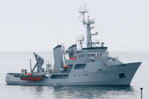 Photo of TJALDRID ship