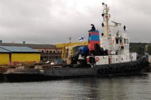 Photo of KRAFT ship
