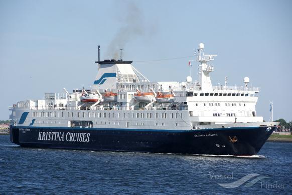 OCEAN ENDEAVOUR (MMSI: 311000419) ; Place: IJmuiden, Holland
