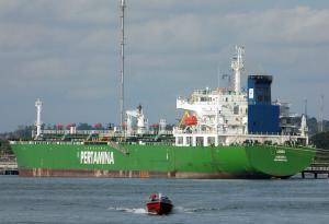 Photo of SAMBU ship