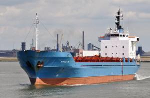 Photo of MALK M ship