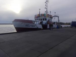 Photo of HEL-103 ship