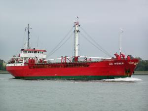 Photo of IDUN ship