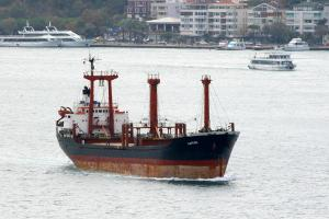Photo of LAMAR ship