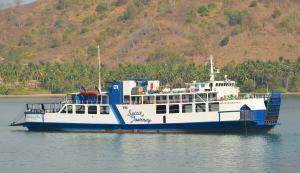 Photo of KMP.SALINDOMUTIARA I ship