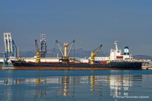 Photo of AQUA BLESSING ship