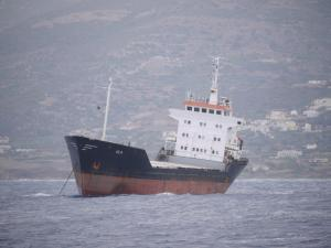 Photo of OLA ship