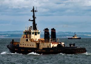 Photo of OXCAR ship