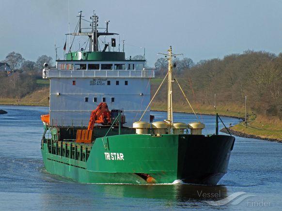 SEA STAR (MMSI: 667005128) ; Place: Kiel_Canal