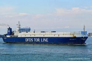 Photo of TOR ANGLIA ship