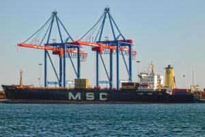 Photo of MSC ALPANA ship