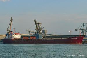 Photo of KIRAN PACIFIC ship