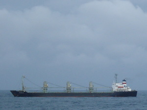 Photo of JACO ship