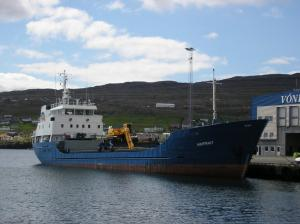 Photo of HAVFRAKT ship