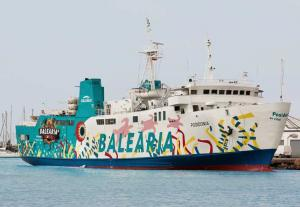 Photo of POSIDONIA ship
