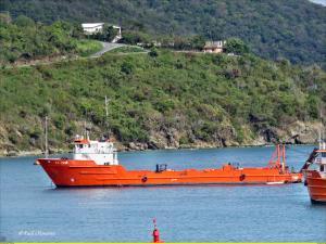 Photo of V. I. PRIDE ship