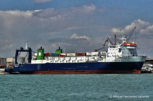 Photo of NAVSER MARINE ship