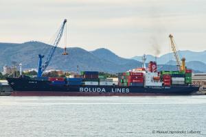 Photo of SKORPIUS ship