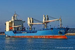 Photo of ABU RDEES ship