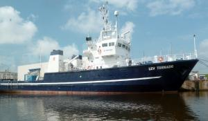Photo of LEV TORNADO ship