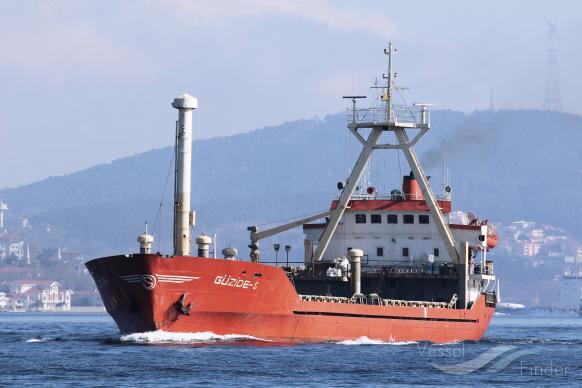MV GUZIDE S (MMSI: 271000086)