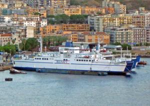 Photo of KRYM ship