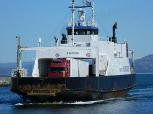 Photo of FRAFJORD ship