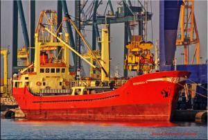 Photo of BAYRAMOGLU-II ship