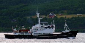Photo of SJOVEIEN ship