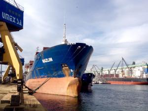 Photo of NAZLIM ship