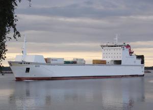 Photo of GUTE ship