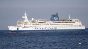 Photo of AFRICA MERCY ship