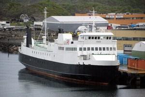 Photo of BALDUR ship