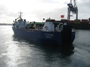 Photo of NIUVAKAI ship