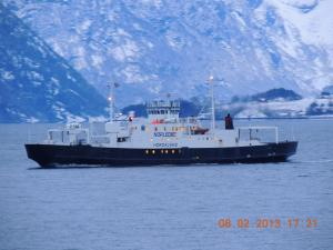Photo of HORDALAND ship