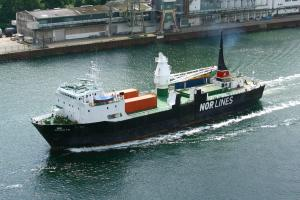 Photo of SARAH ship