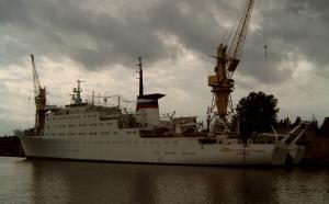 Photo of AKADEMIK M.KELDYSH ship
