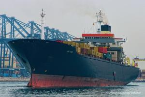 Photo of MSC TOGO ship