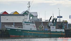 Photo of UK 268 JACOBA ALYDA ship