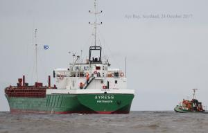 Photo of AYRESS ship