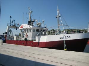 Photo of UST-200 ship