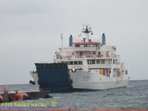 Photo of ULISSE ship