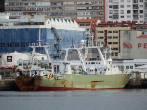 Photo of PETREL ship