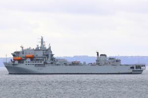 Photo of RFA ARGUS ship