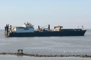 Photo of OBREGON ship