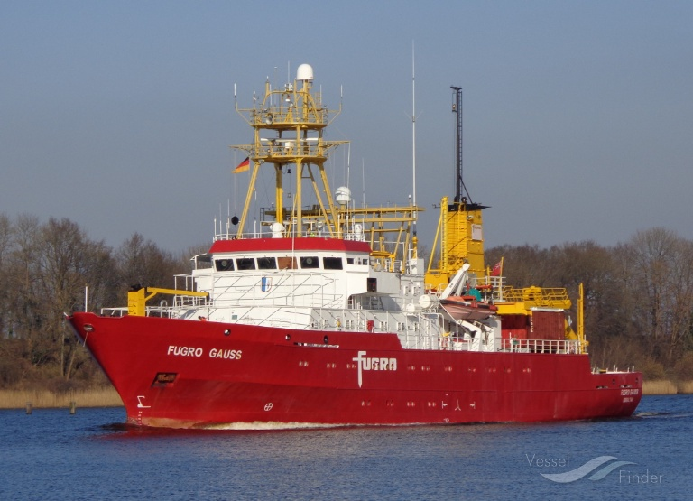 FUGRO GAUSS photo