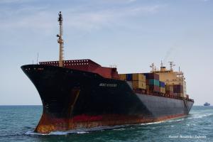 Photo of MSC KYOTO ship