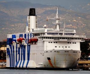 Photo of GNV AZZURRA ship